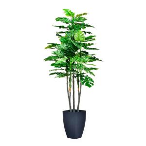 PLANTA ARTIFICIAL CON POTE 110CM/ 43.3PLG