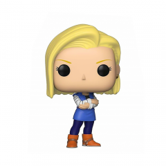 FUNKO POP! ANIMATION: ANDROID 18 DE DRAGON BALL Z