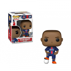 FUNKO POP! FOOTBALL: KYLIAN MBAPPÉ DEL EQUIPO DE FÚTBOL PARIS SAINT-GERMAIN