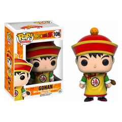 FUNKO POP! ANIMATION: SON GOHAN DE DRAGON BALL Z